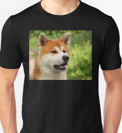 Portrait of Akita T-Shirt