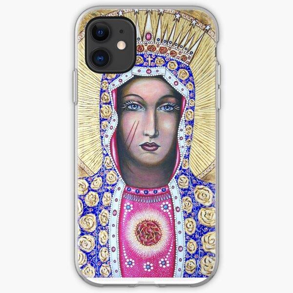 The Black Madonna iPhone Soft Case