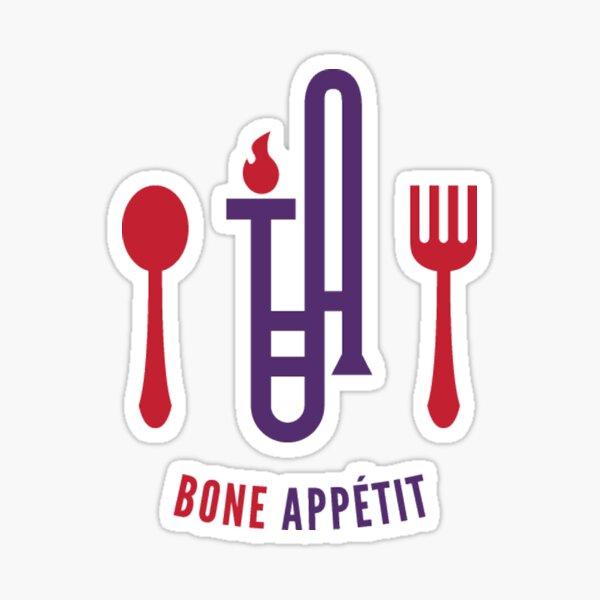 Bon Appétit! Sticker