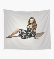Vanessa Incontrada - Portrait Wall Tapestry