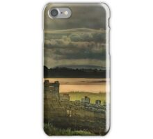Dawn  at Fleetwood. iPhone Case/Skin