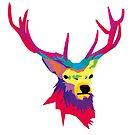 deer by 2piu2design