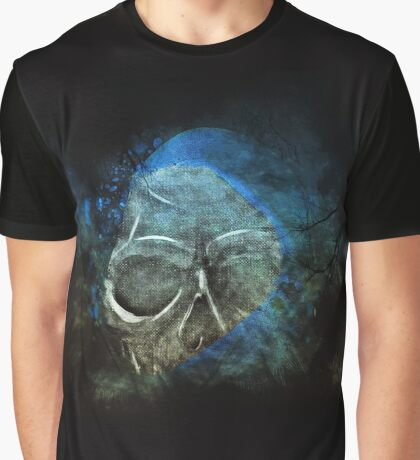 Ghost in the Night! Graphic T-Shirt