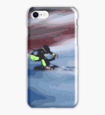 Giants Slalom 4 iPhone Case/Skin