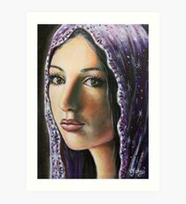 Our Lady of India Art Print