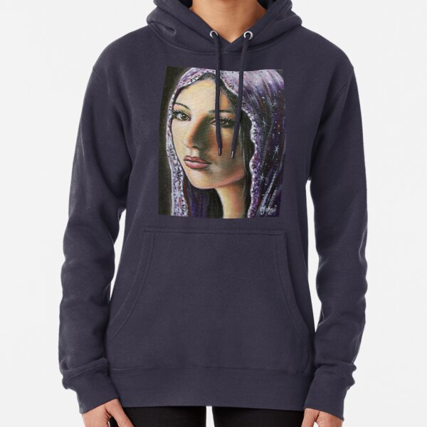 Our Lady of India Pullover Hoodie
