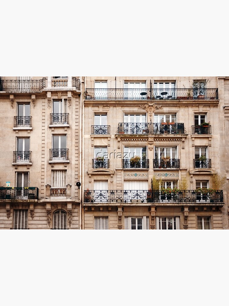 Traditional French Architecture by dariazu