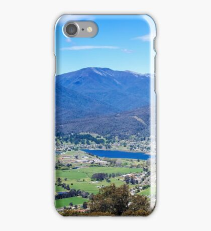 Mount Beauty Panorama iPhone Case/Skin
