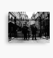 Downing Street Canvas Print