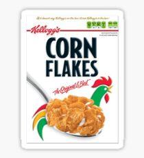 Cornflakes Sticker
