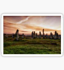 The Great Stones of Callanish Sticker