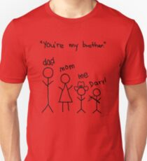 You're my brother - The Walking Dead T-Shirt