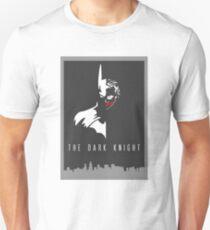 Batman/Joker - The Dark Knight Unisex T-Shirt