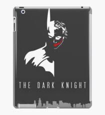 Batman/Joker - The Dark Knight iPad Case/Skin