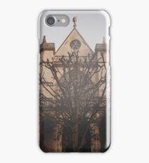 Gothic Background iPhone Case/Skin