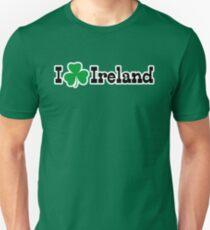 I Shamrock Ireland T-Shirt