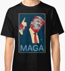Donald Trump MAGA Make America Great Again Shirt  Classic T-Shirt