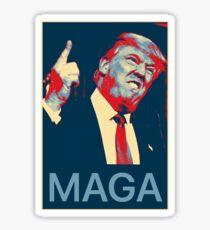 Donald Trump MAGA Make America Great Again Shirt  Sticker
