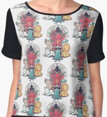 Game of Thrones - Game of Toys Women's Chiffon Top
