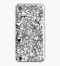 All boys iPhone Case/Skin