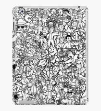 All boys iPad Case/Skin