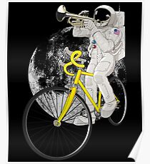 armstrong Poster