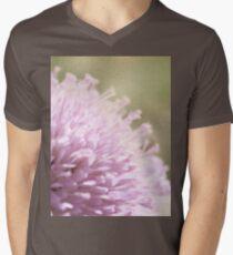 Lilac Flower Romantic Macro Photograph T-Shirt