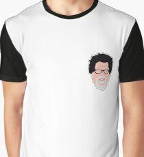 Funky Jon Favreau Graphic T-Shirt