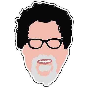 Funky Jon Favreau by youstiffbrah