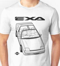 Nissan Exa Action Shot T-Shirt