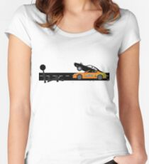 The Fast and the Furious Classic Moment Fitted Scoop T-Shirt