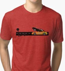 The Fast and the Furious Classic Moment Tri-blend T-Shirt