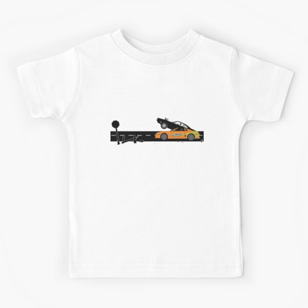 The Fast and the Furious Classic Moment Kids T-Shirt