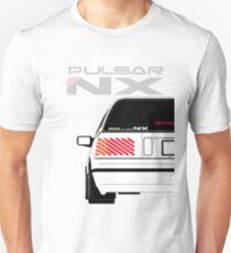 Nissan NX Pulsar Sportback - White T-Shirt