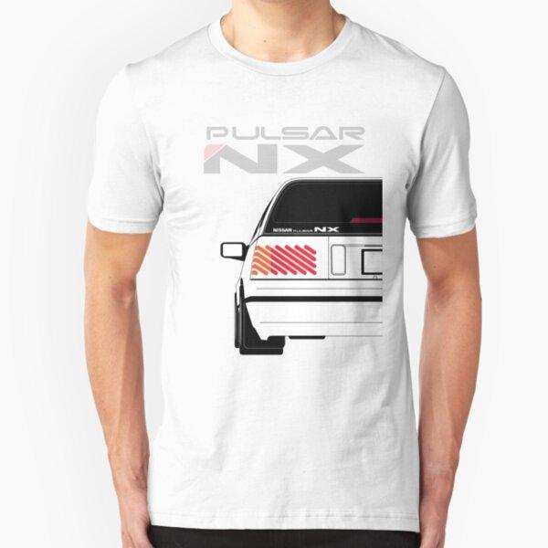 Nissan Pulsar GTI R 1990 Retro Style Car Babygrow
