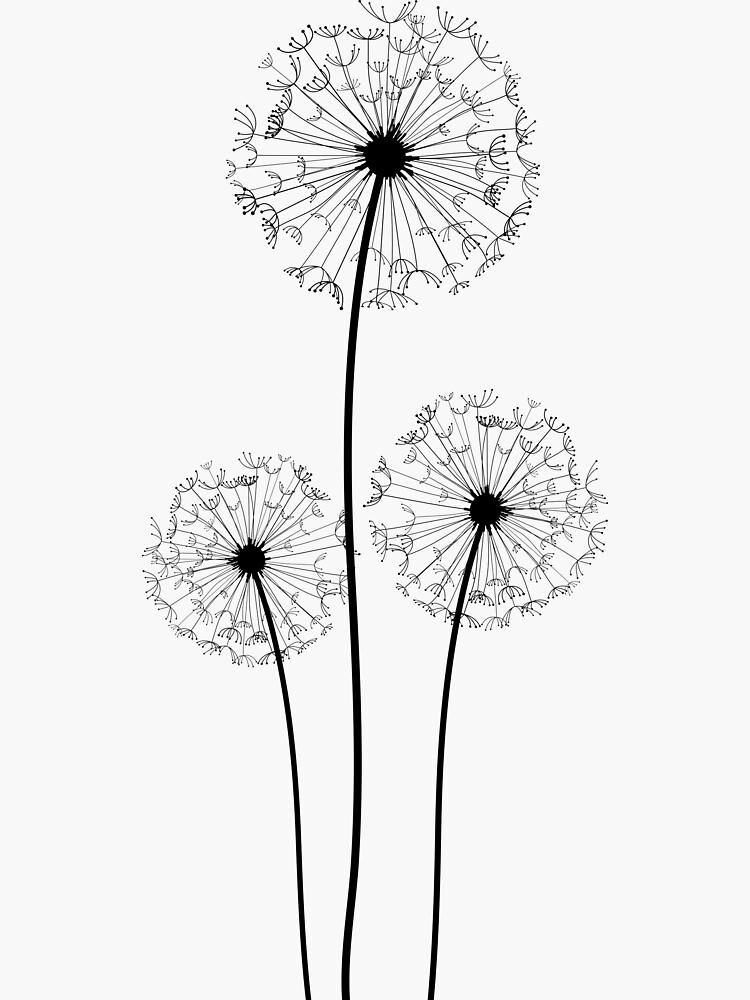 Dandelion by adiosmillet