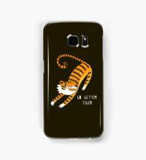 Go get'em Tiger Samsung Galaxy Case/Skin