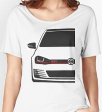 MK7 GTI Half Cut Women's Relaxed Fit T-Shirt
