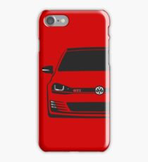MK7 GTI Half Cut iPhone Case/Skin