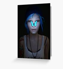 life is strange  Greeting Card