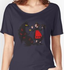 What's the time, Mr Wolf Women's Relaxed Fit T-Shirt