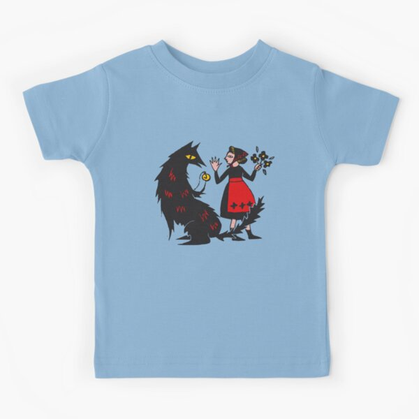 What's the time, Mr Wolf Kids T-Shirt