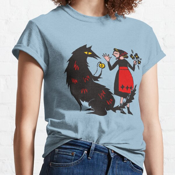What's the time, Mr Wolf Classic T-Shirt