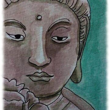Buda Zen de laramaktub