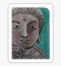 Buda Zen Pegatina