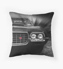1972 ford gran torino, sport fastback Throw Pillow