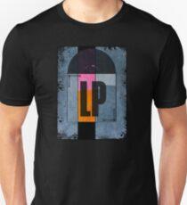 Stereo LP Vinyl Record Grunge Unisex T-Shirt