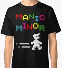 ZX Spectrum - Manic Minor Classic T-Shirt