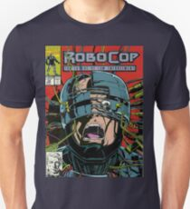 Robocop Comic T-Shirt