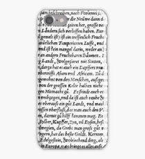 Medieval Book iPhone Case/Skin